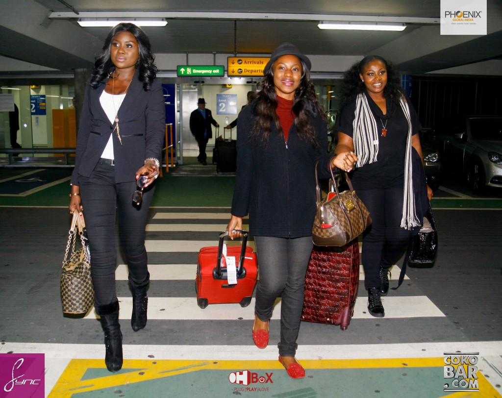 Lekki Wives_Arrive_UK_13March2014_Sync PHOTOS-3