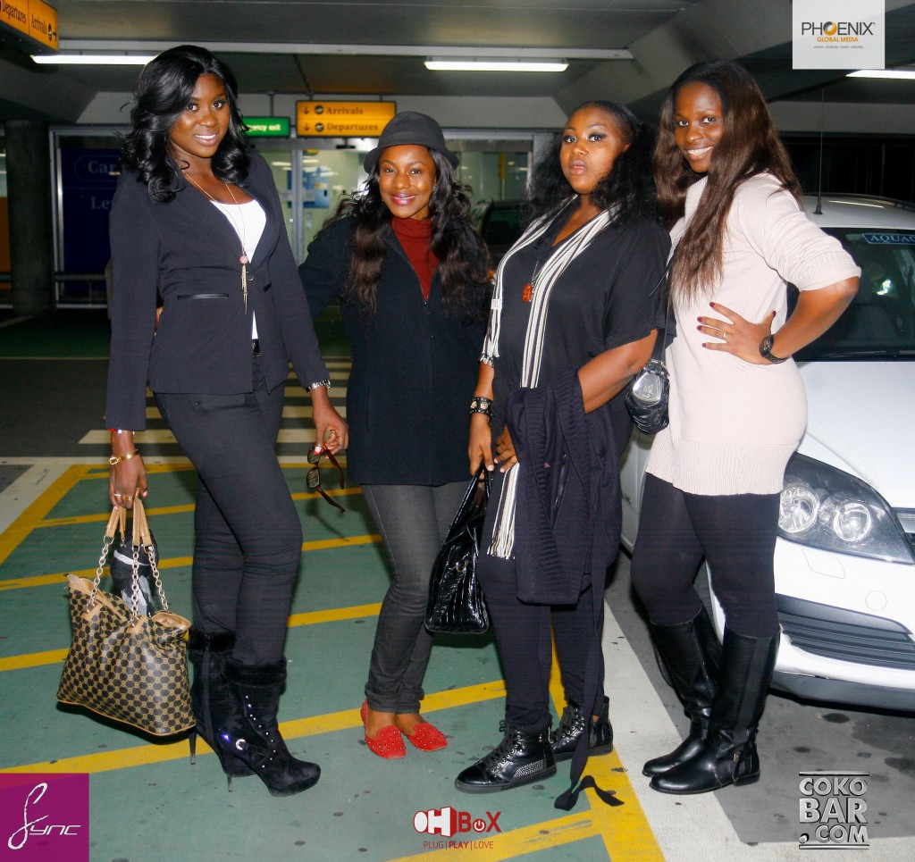 Lekki Wives_Arrive_UK_13March2014_Sync PHOTOS-5