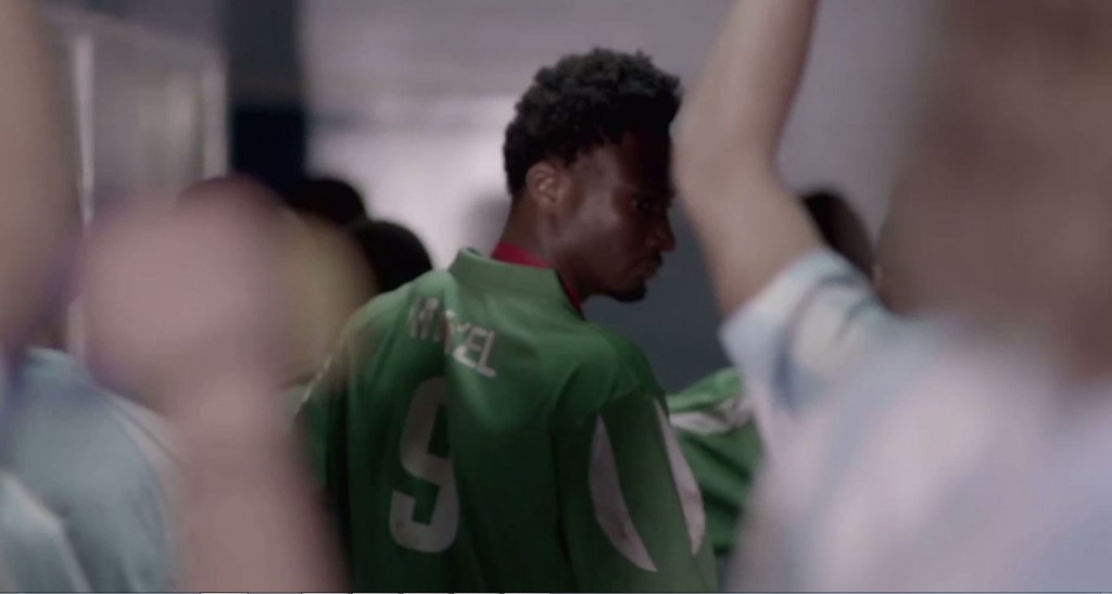 Mikel, the football star