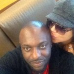 Photos: Jim Iyke and Nadia Buari are Engaged!!