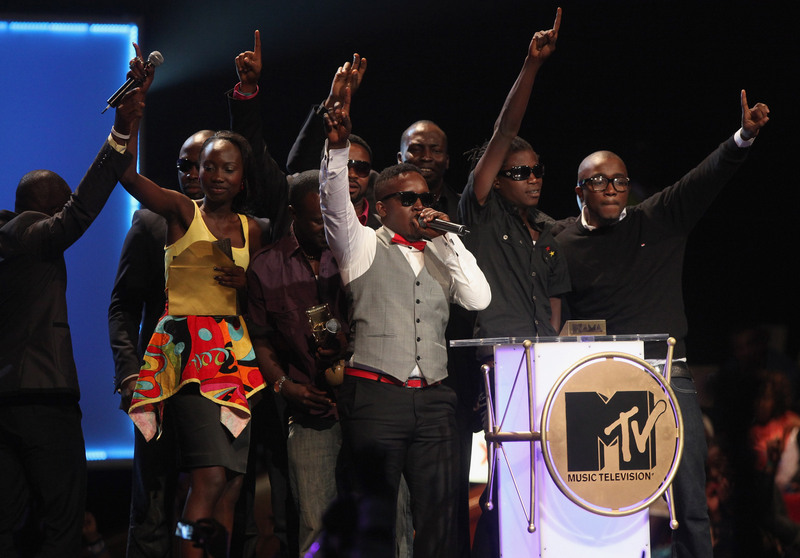 Show: MTV Africa Music Awards With Zain 2009