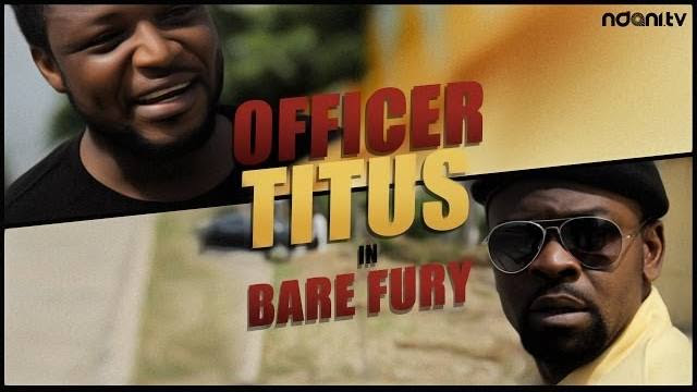 Officer Titus - Bare Funny