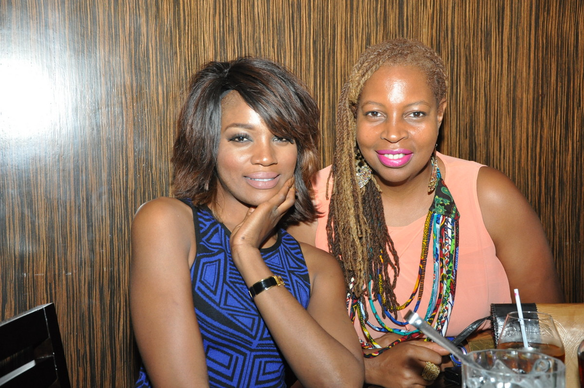 Seyi Shay and Ngozi Omambala