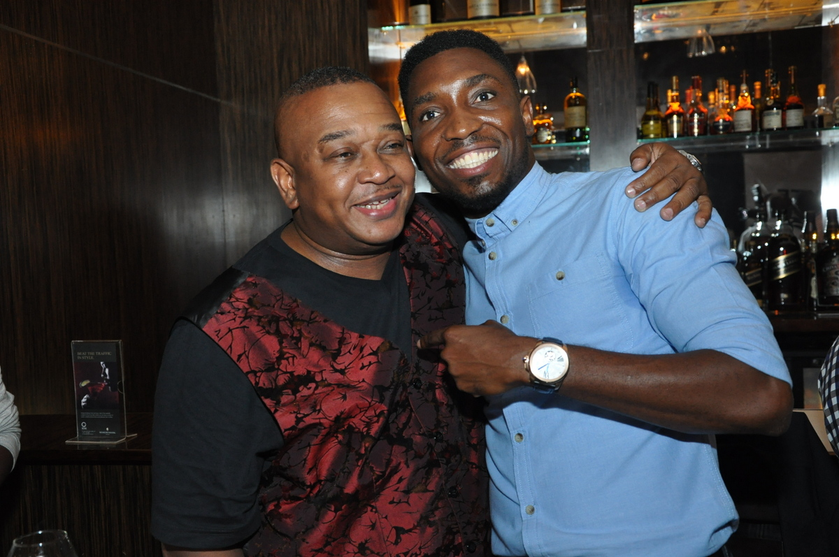 Timi Dakolo and Olisa Adibua
