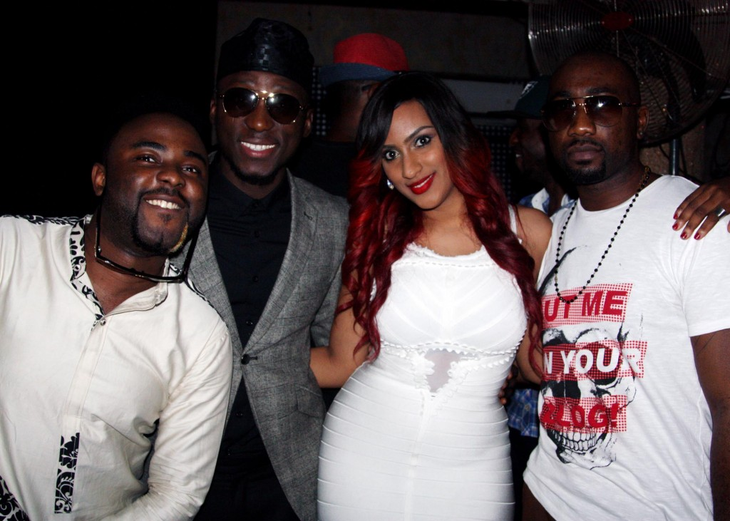 VJ Adams, Dj spinall, Juliet & Chuma X-2