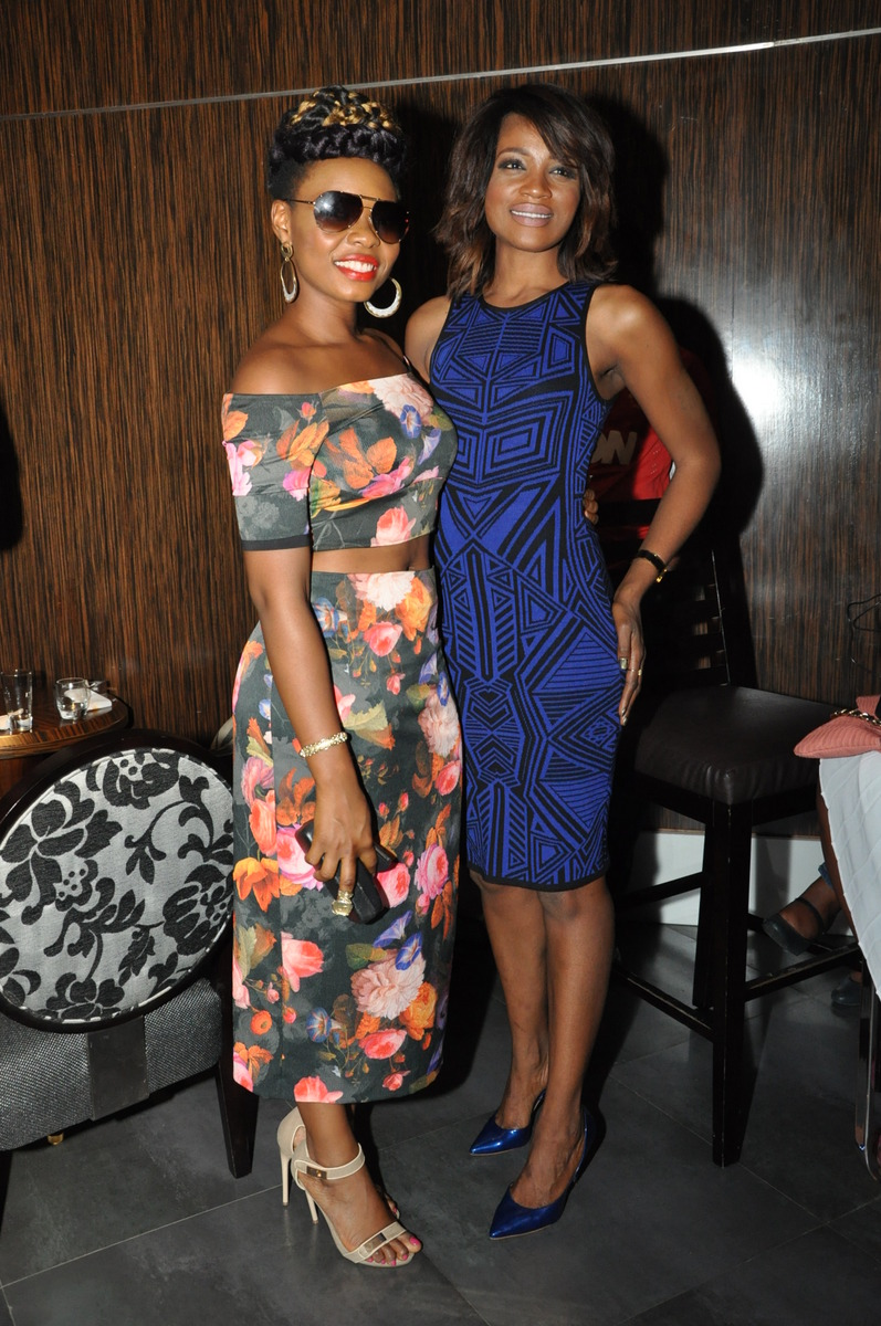 Yemi Alade and Seyi Shay