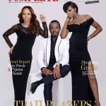 "Toke Makinwa, Seyi Shay & OC Ukeje Are ""The Best Of 2013″ On Complete Fashion Magazine March Issue"