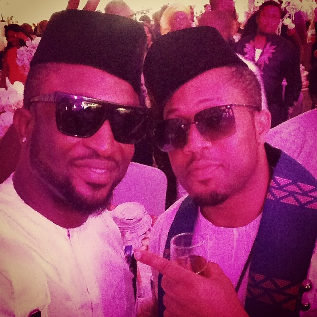 darey-mike-ezuronye-paul-okoye-wedding