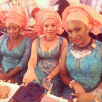 In Pictures: The Stars At Paul Okoye and Anita Isama Traditional Wedding