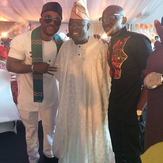 iyanya-kenny-dayo-paul-okoye-wedding
