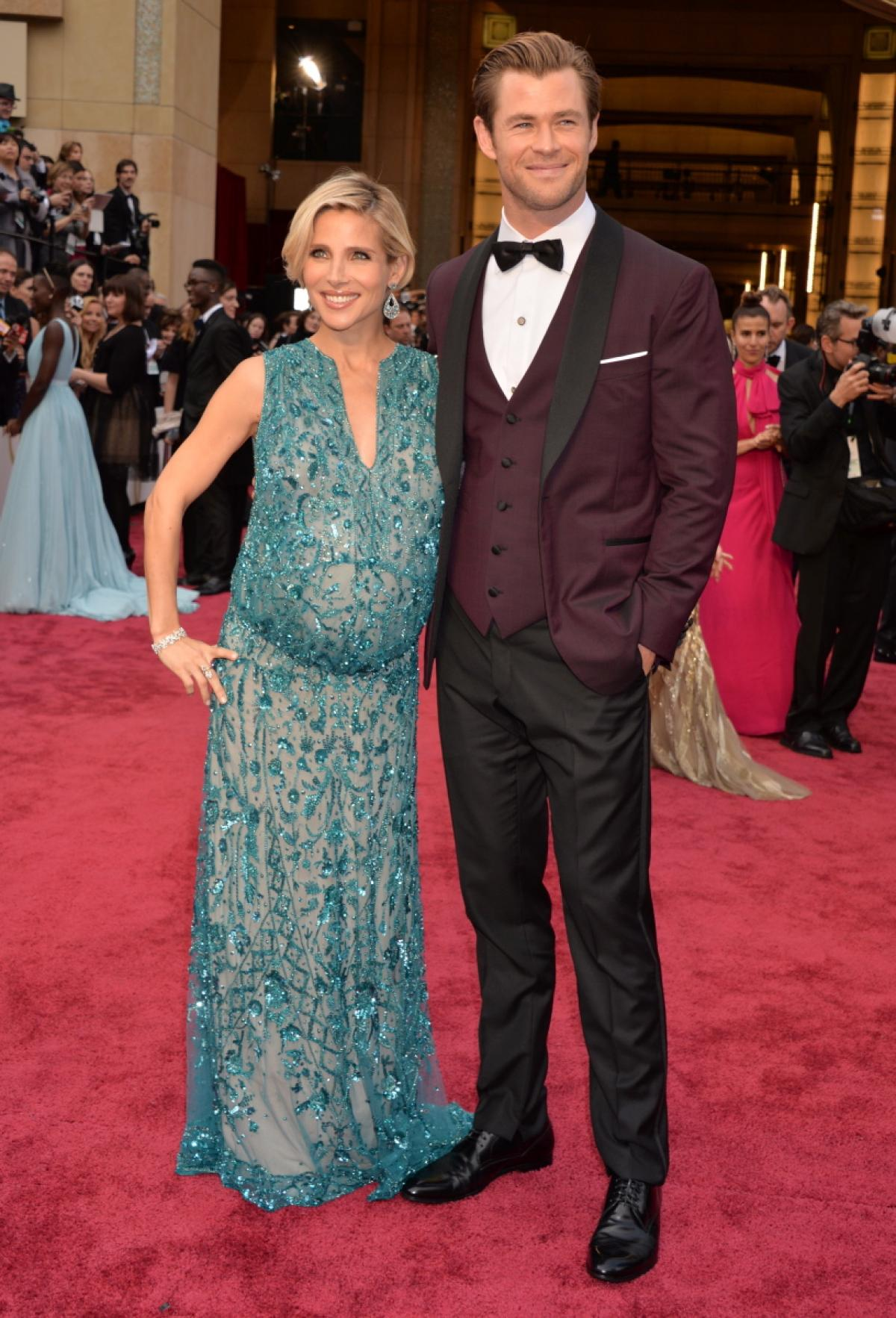 oscars-elsa-pataky-chris-hemsworth