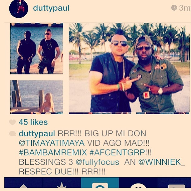 timaya and sean paul