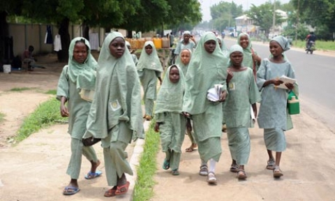 15-School-Girls-Escape-Boko-Haram-Kidnappings