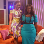 Photos: Kate Henshaw on 'The Juice'