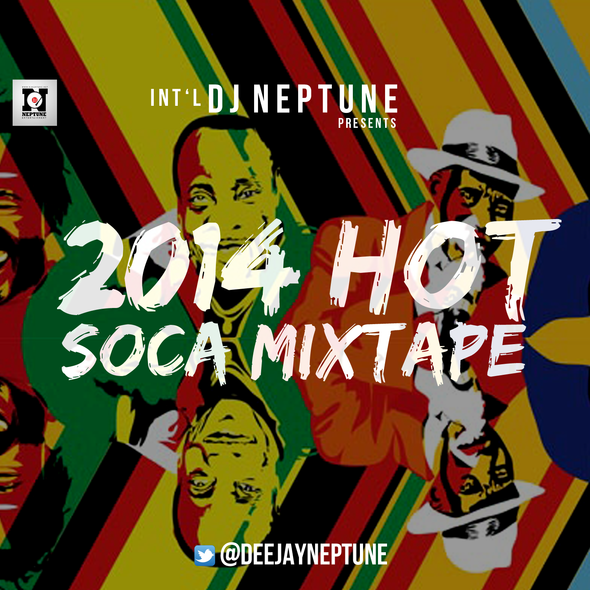 2014 SOCA MIXTAPE COVER