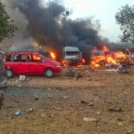 Bomb Blast At Abuja Bus Station Leaves Dozens Dead
