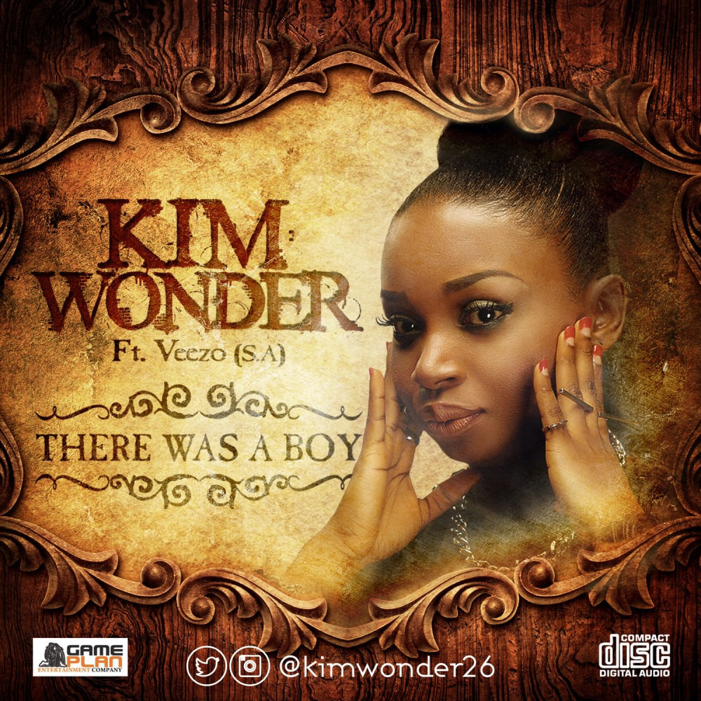 Kim Wonder  - There Was A Boy-ART