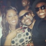 In Pictures: Dubai Nights! Turn Up Time At Tiwa Savage and Tee Billz' Pre-Wedding Party