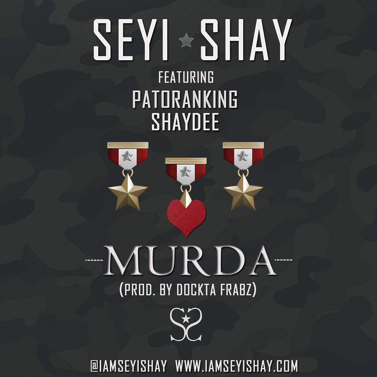 Seyi Shay ft Patoranking and Shaydee_Murda_