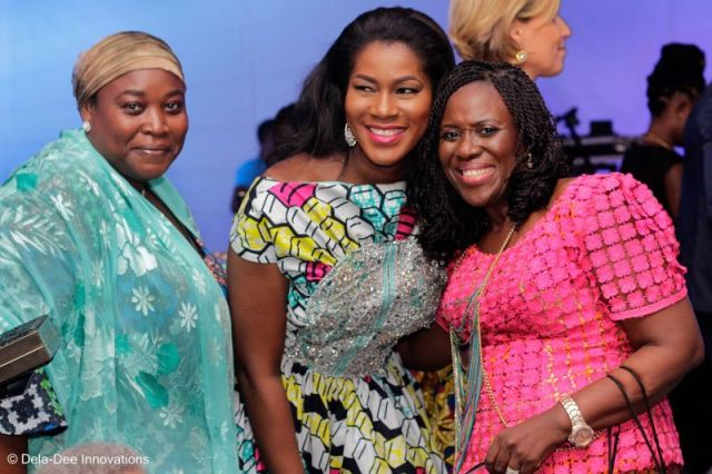 Stephanie Linus at Vlisco Women's Month Award003