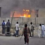 News: 13 Killed as Beer Joint Bombed In Kano