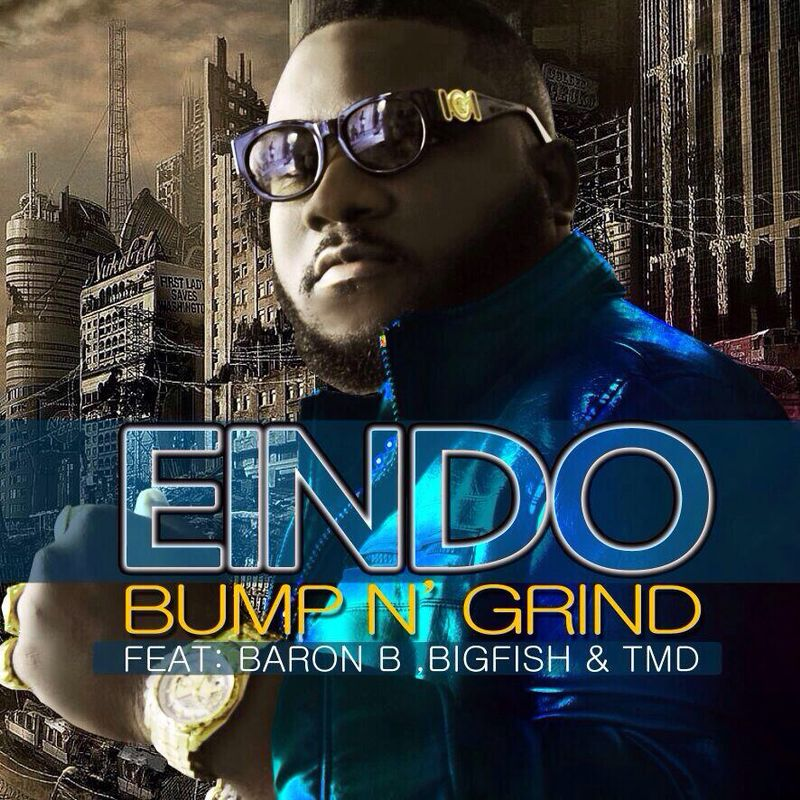 Eindo - Bump N Grind-Artwork