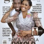 'Keeping Love Real' Timi & Busola Dakolo Cover Gem Woman Magazine
