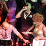 Davido, Mafikizolo, Kcee, Chidinma and others at Tchelete Video Launch In Lagos