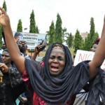Chibok Abductions: 1st Lady Orders Arrests Of Protesters Says Protest Leader