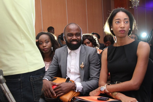 Noble Igwe and Samantha of Style Vitae