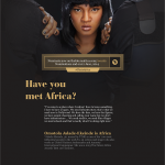 Sarah Kaba Jones, Omotola Jalade-Ekeinde, Ashish J. Thakkar & Jason Njoku star in The Future Africa Awards 2014 Campaign