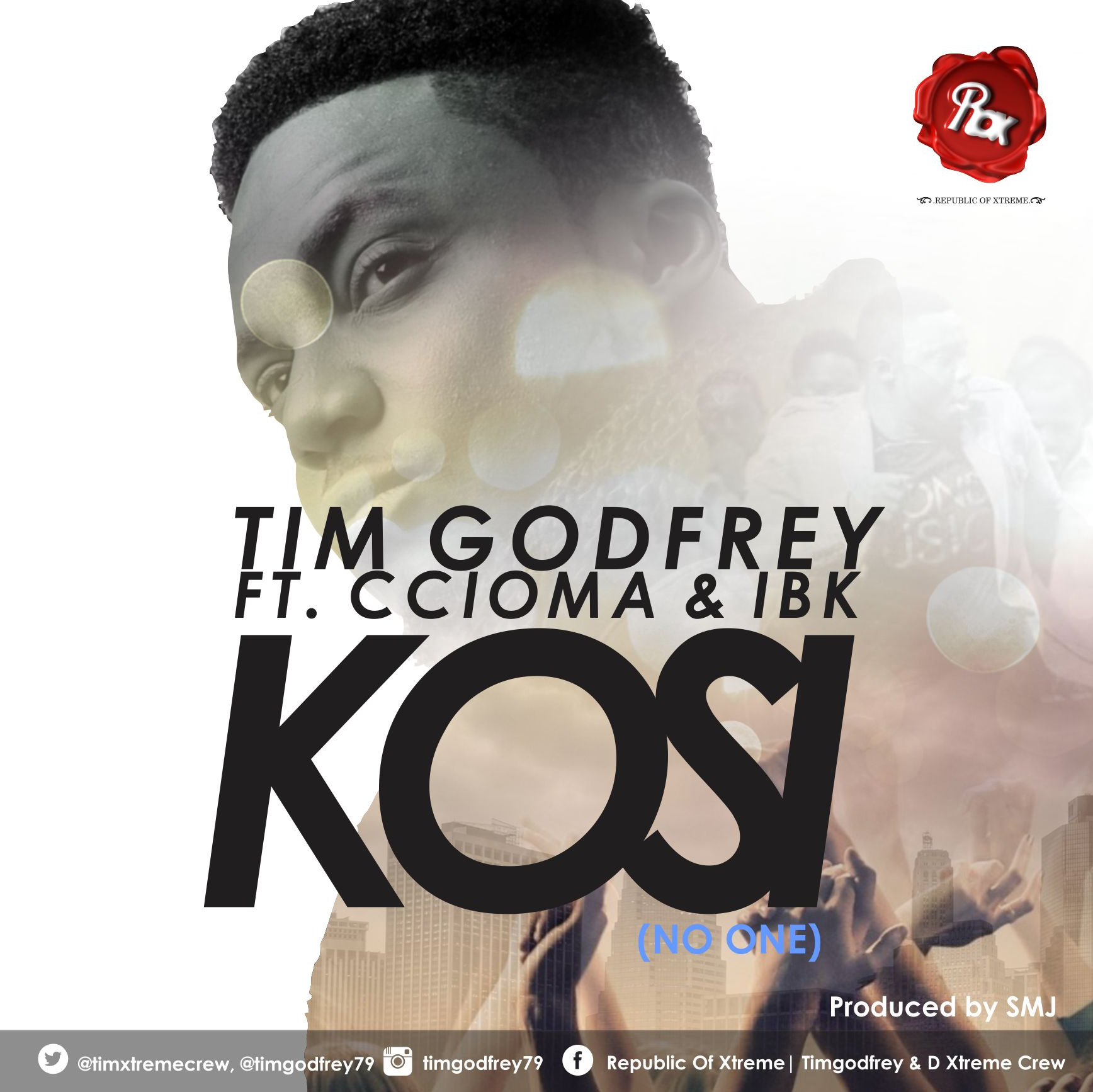 Tom Godfrey - Kosi -ART