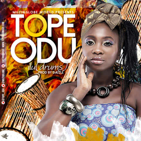 Tope Odu - Ilu (Drum)-ART