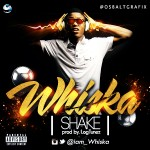 "Wiska Man is back with ""Shake"" 