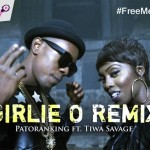 New Video: Patoranking ft. Tiwa Savage – Girlie O Remix