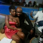 Photos: 2Shotz starring in Nollywood Movie with Annie Idibia and Halima Abubakar