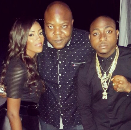 In Pictures: Rita Dominic, Tiwa Savage, Davido and others at