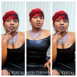 In Pictures: Halima Abubakar Birthday Shoot