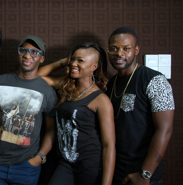 Bez, Eva and Falz