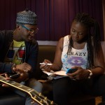 In Pictures: Waje, Falz, Bez & Eva Join Forces To Battle Malaria With #MalariaFreeNigeria Theme Song