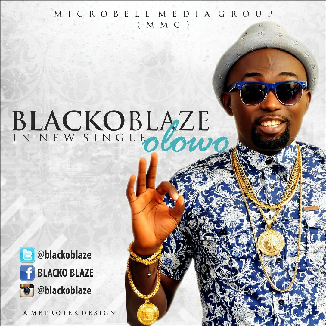 Blacko Blaze Olowo Artwork