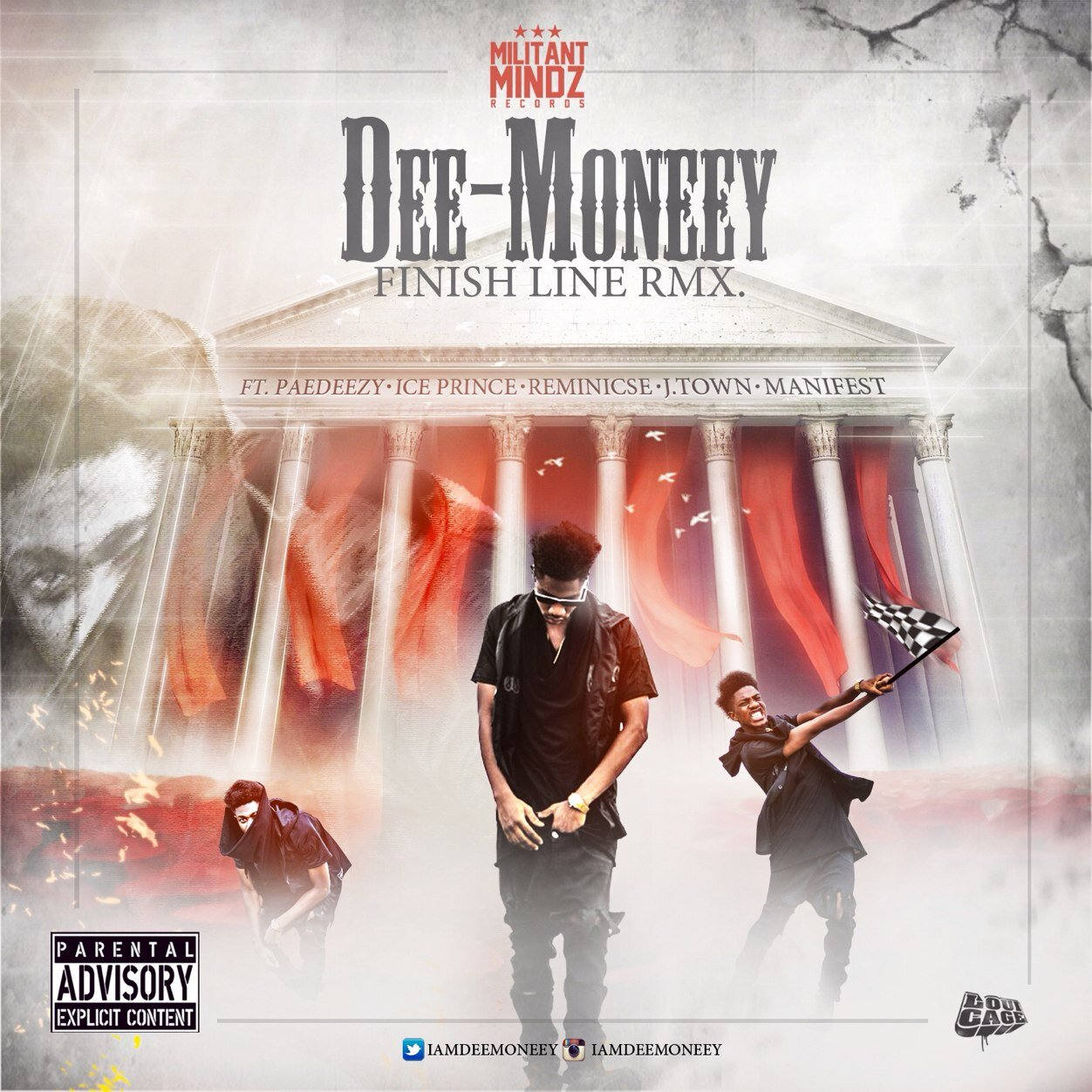 Dee Money -Finish Line Rmx Art.
