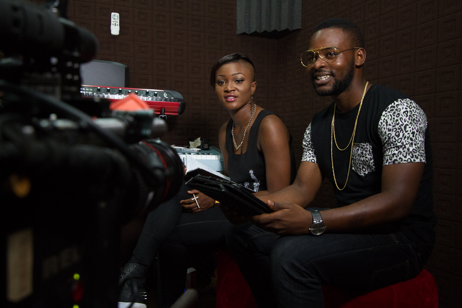 Eva and Falz (2)