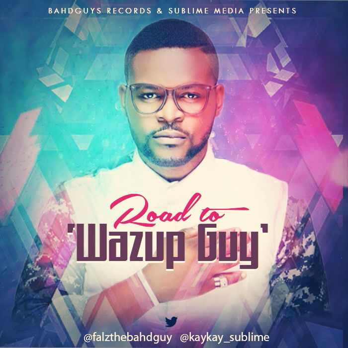 Falz - Road to Wazup Guy (Documentary)-POSTER
