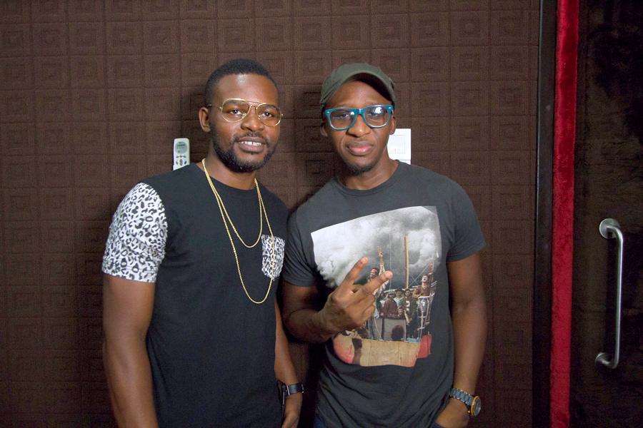 Falz and Bez