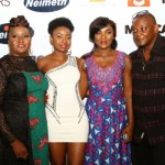 "In Photos: Celebrities at the ""Musical Whispers"" Movie Premiere"
