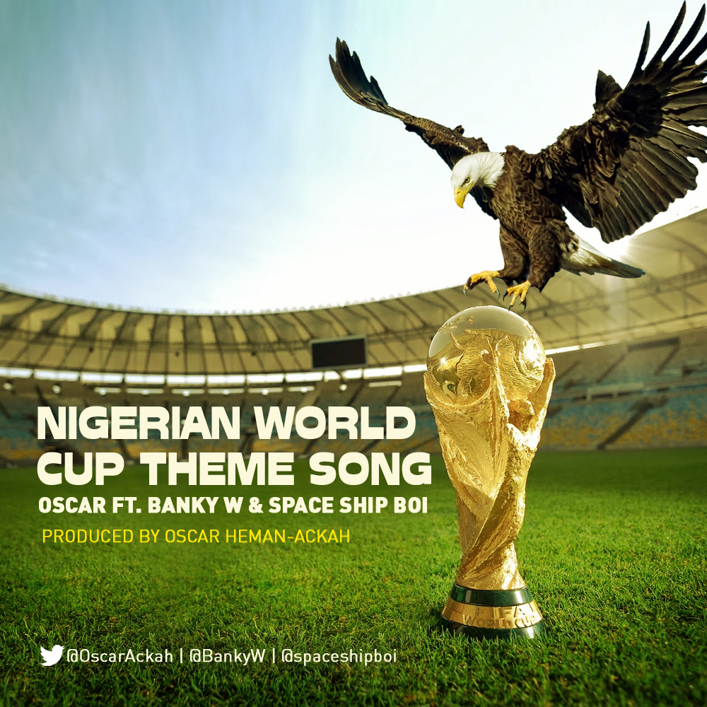 Oscar - Nigerian World Cup Theme-ART
