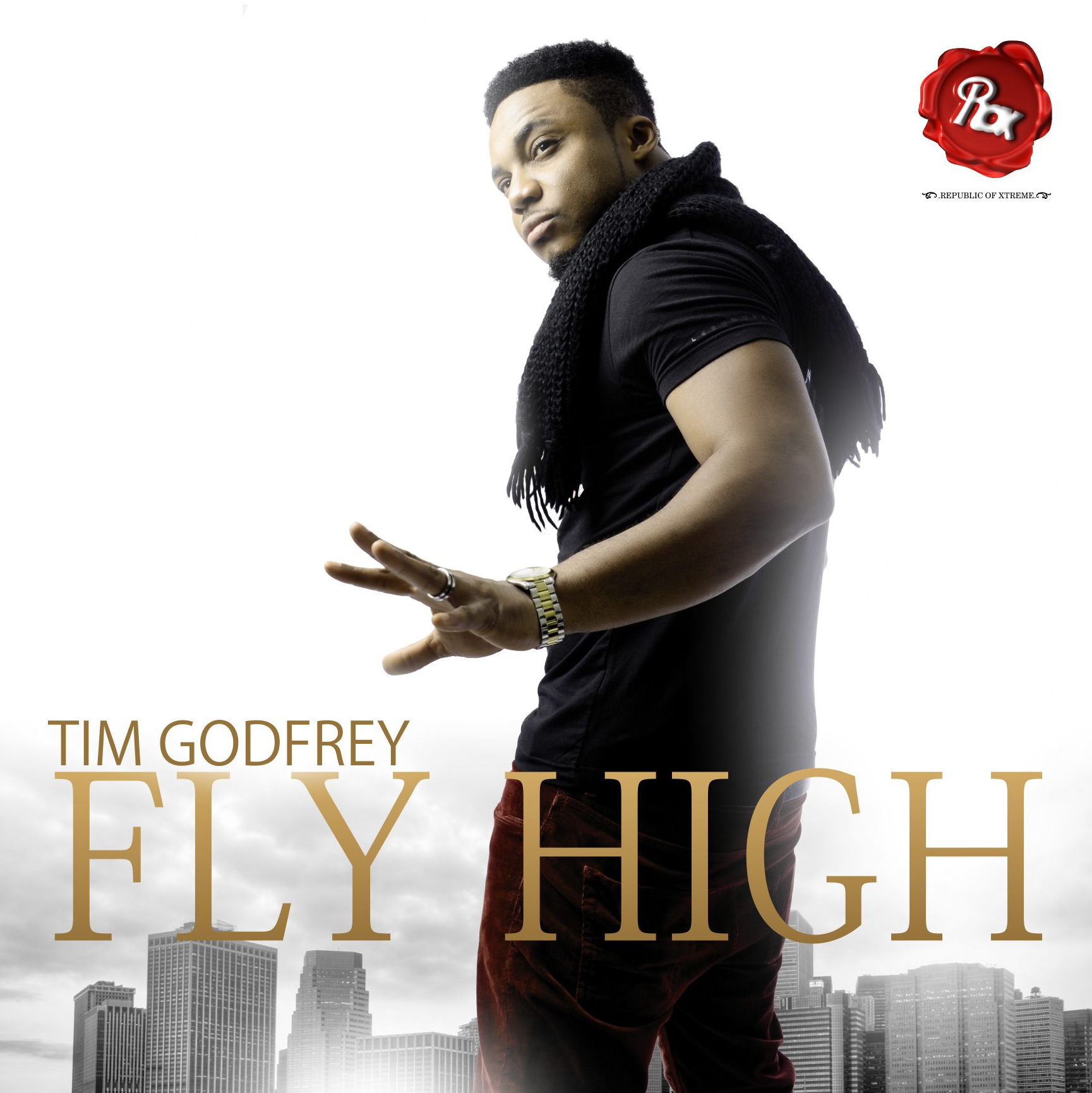 Tim Godfrey - Fly High-ART