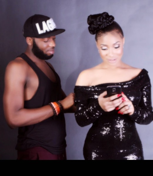 Tonto-Dikeh-Black-Dress-1