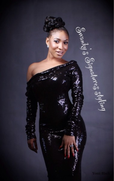 Tonto-Dikeh-Black-Dress-2